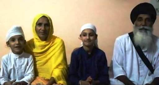 Grand Parents Day celebration at Akal Academy Bhunsla