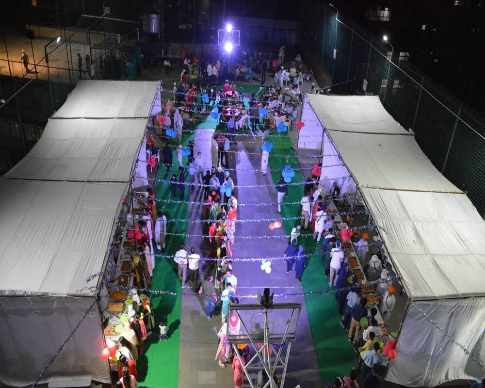 Teachers' Day Celebration at Baru Sahib