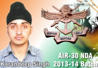 Rural boy Karandeep Singh of Akal Academy, Gomti scores an All India Rank 30 in NDA
