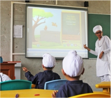 'EK-Noor', an Exclusive Value Based Education System - Our Foundation Stone for Building Modern Gurukuls of Modern India